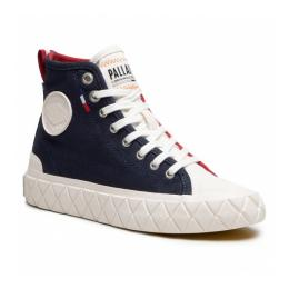 Palladium apavi PALLA ACE CVS MID / Mood Indigo/Chili Pepper