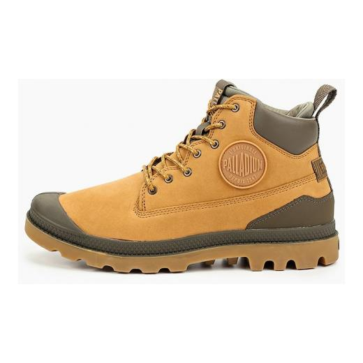 Palladium apavi PAMPA OUTSIDER + WATERPROOF PLUS / Amber Gold