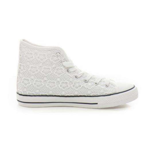 b2ea2fd326f1 ORIGINAL MARINES sieviešu kedas YH208   White - ShoesBox